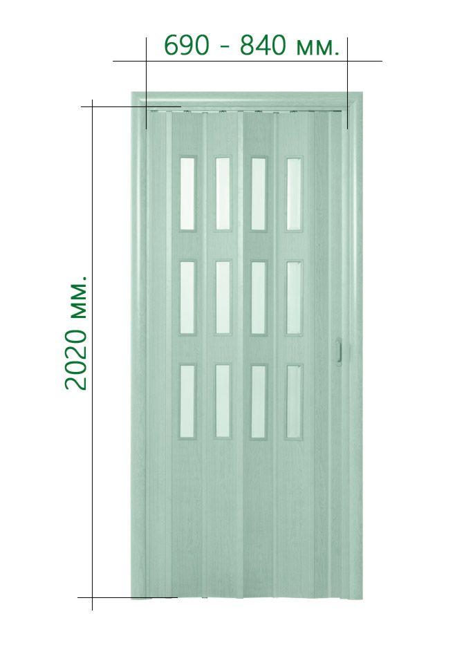 раз какова размера бывают двери гармошкой фото следственном комитете